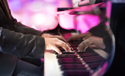 Best Rated Event Entertainment in Michigan  - piano2