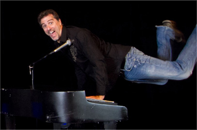 Learn about Dueling Piano International | Corporate Event Entertainment - wild-and-crazy-guy
